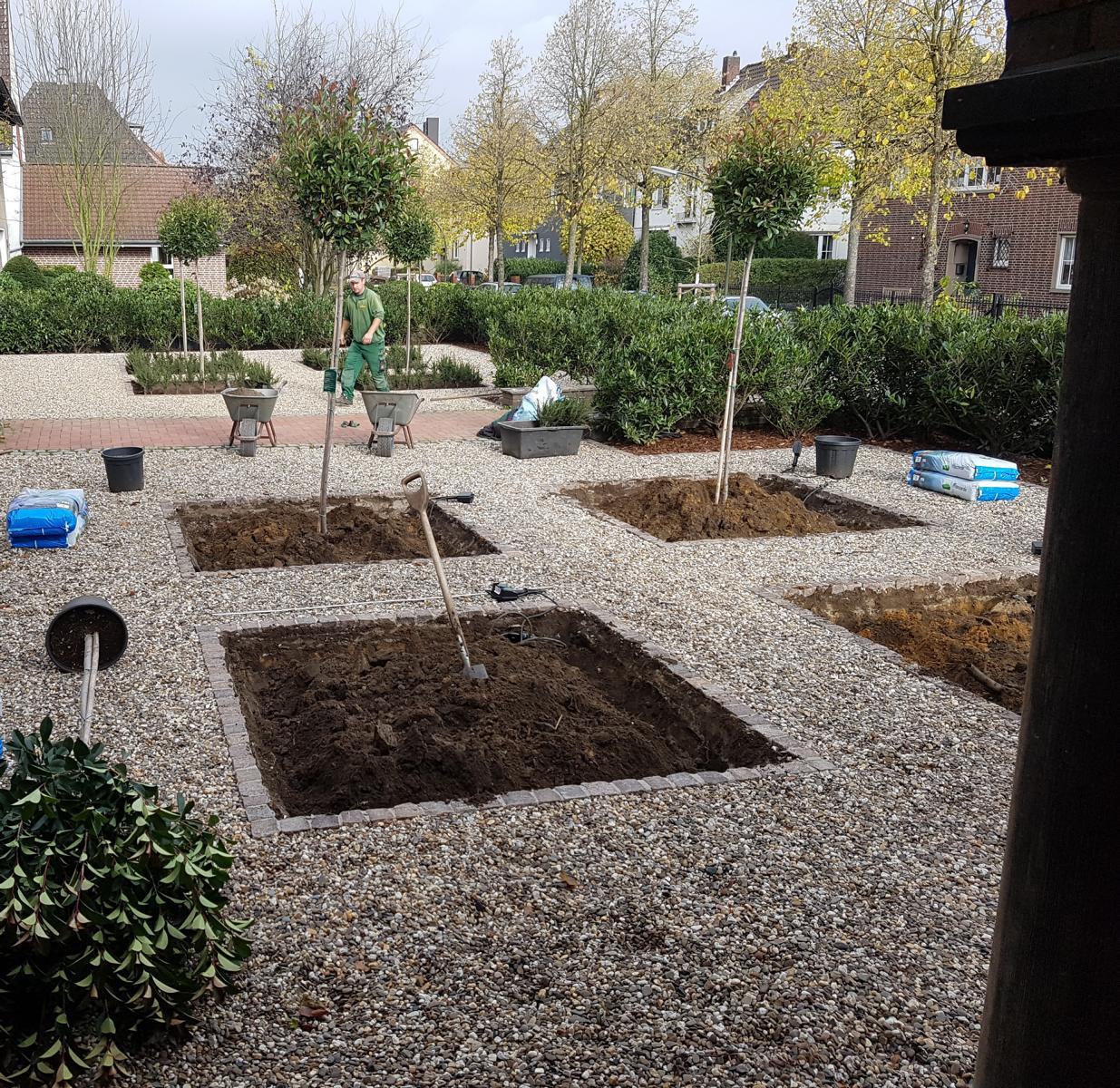 Gartenpflege Gelsenkirchen Melchers